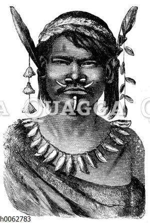 Chiruguano-Indianer