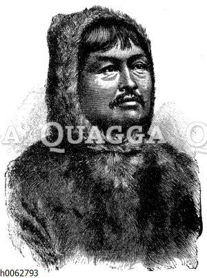 Eskimo von Unalaschka