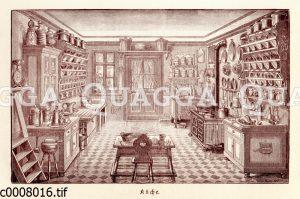 Bürgerliche Küche des 19. Jahrhunderts