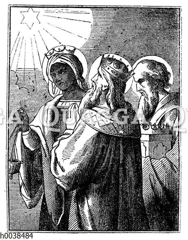 Fest der Heiligen Drei Könige