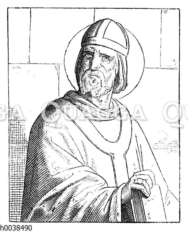 Bischof von Blasius von Sebaste in Armenien