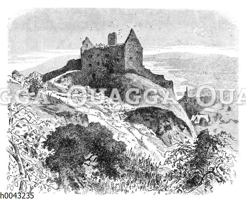 Ruine Burkheim