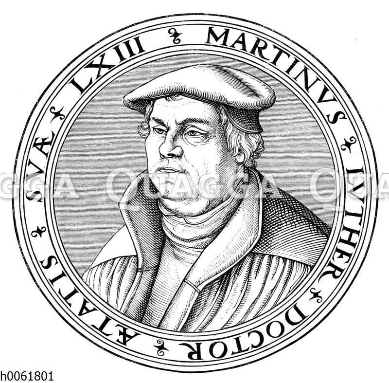Luther im 63. Lebensjahr