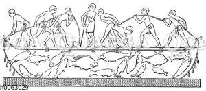Fischfang im alten Ägypten