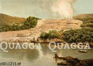Otukapuarangi: Sinterterrassen und Heiße Quellen in in Neuseeland