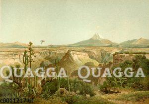 Plateau von Anahuac