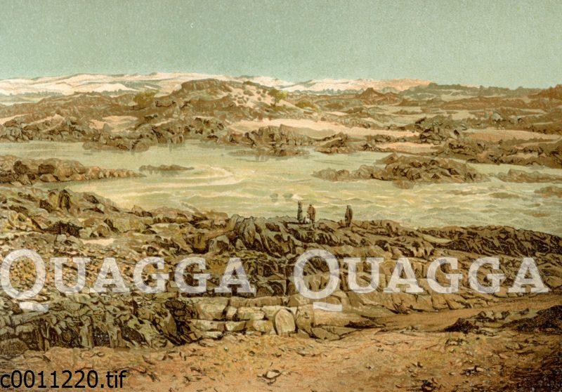 Nilkatarakte bei Assuan