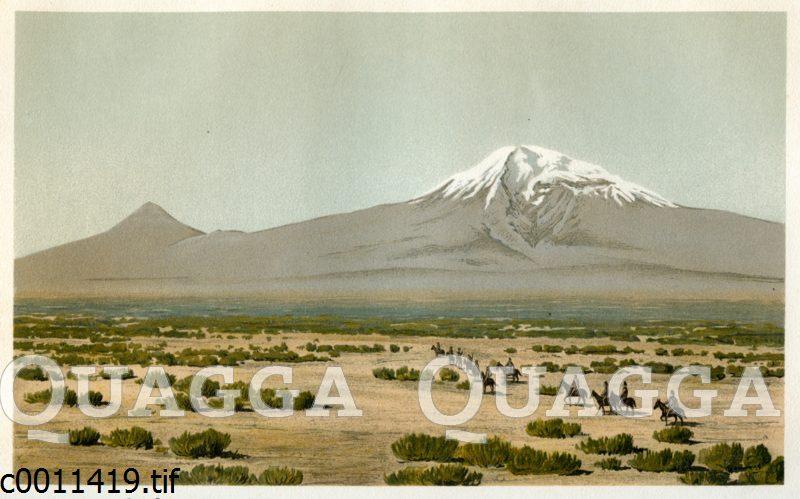 Großer und kleiner Ararat