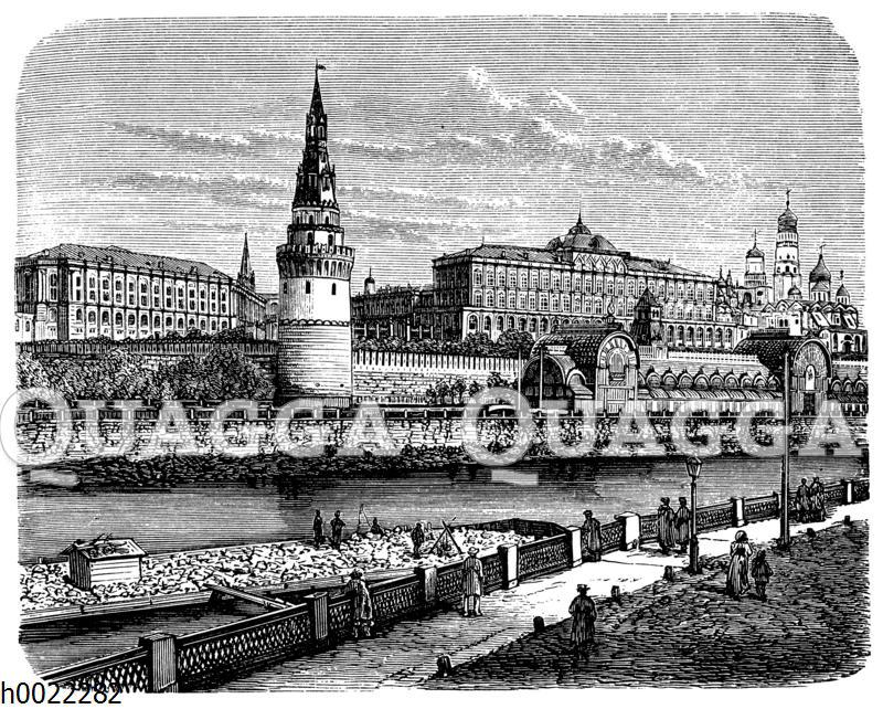 Moskau: Kreml