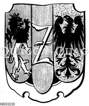 Wappen von Zittau