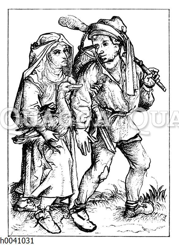 Bauern im 15. Jahrhundert