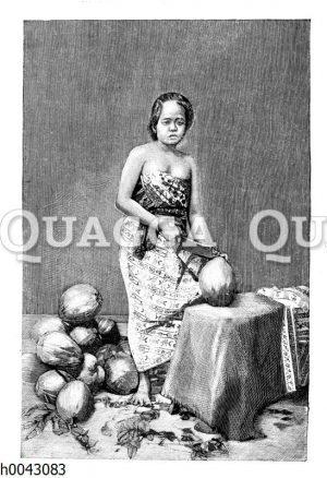 Malayin von Java