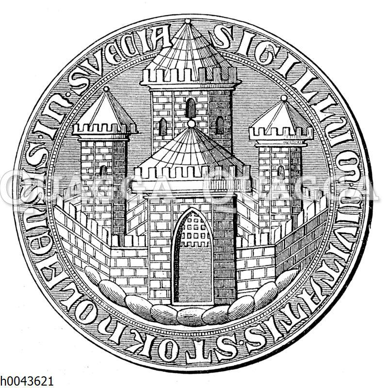 Siegel von Stockholm