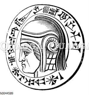 Cammeo Nebukadnezars