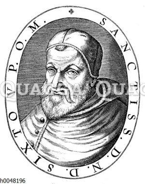 Papst Sixtus V.