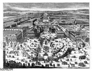 Versailles, Schloß (Paris, Frankreich, 1661-1689)