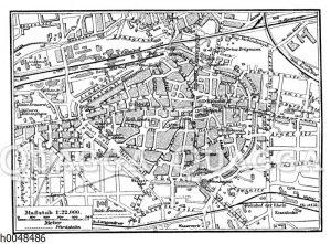 Stadtplan von Dortmund
