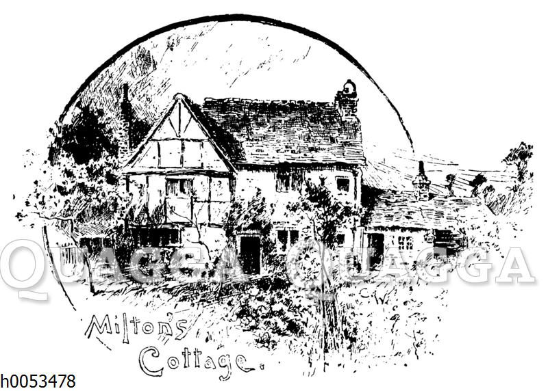 John Miltons Haus in Chalfont St. Giles