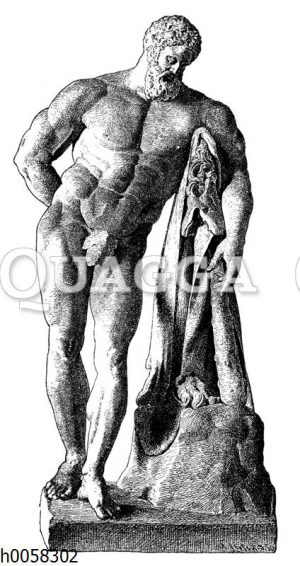 Farnesischer Herkules als Heros der Athleten