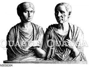 Cato und Porcia