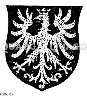 Wappen von Nördlingen
