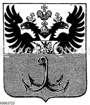 Wappen von Odessa