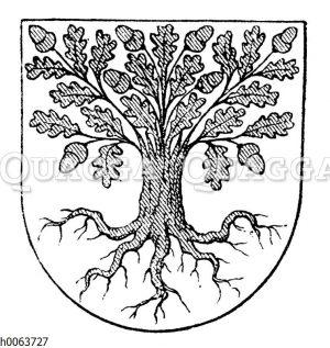 Wappen von Offenbach