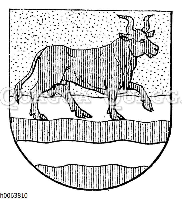 Wappen von Oxford