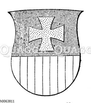Wappen von Paderborn