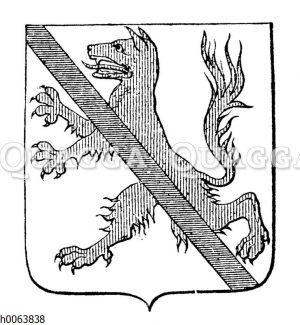 Wappen von Passau