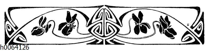 Veilchen: Ornament