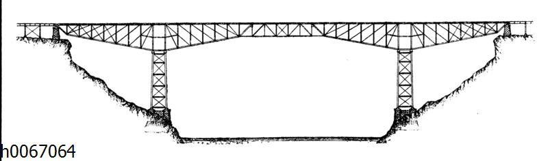 Brücke beim Niagarafall