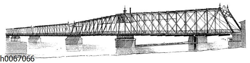 Atchison-Brücke über den Missouri