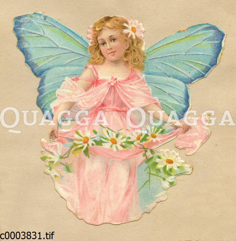 Glanzbild: Engel