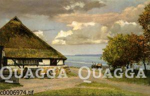 Bauernhaus auf Rügen am Meer