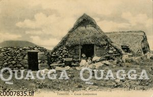 Teneriffa: Häuser der Landbevölkerung