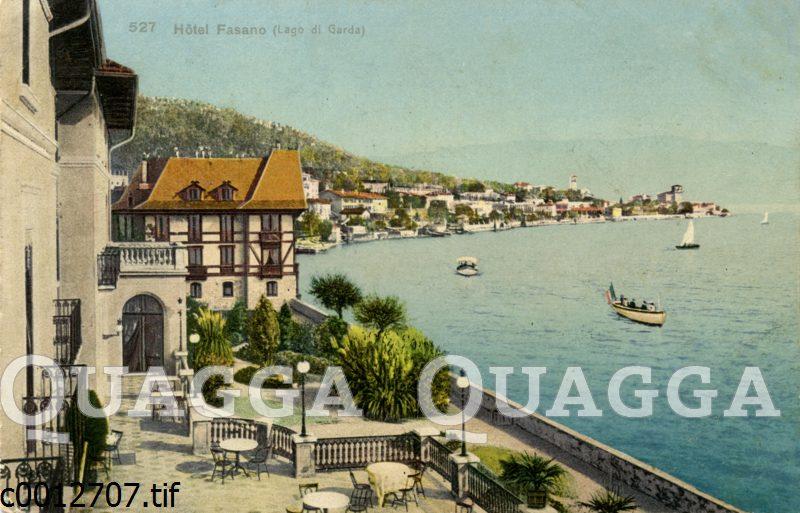 Hotel Fasano am Gardasee