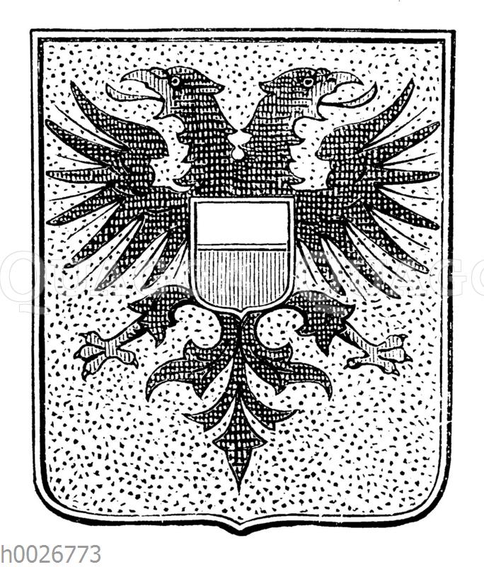 Wappen von Lübeck