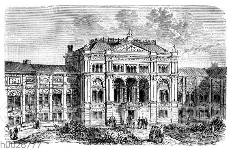 South-Kensington Museum