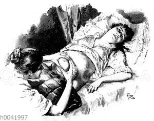 Credéscher Handgriff zur Entfernung der Nachgeburt