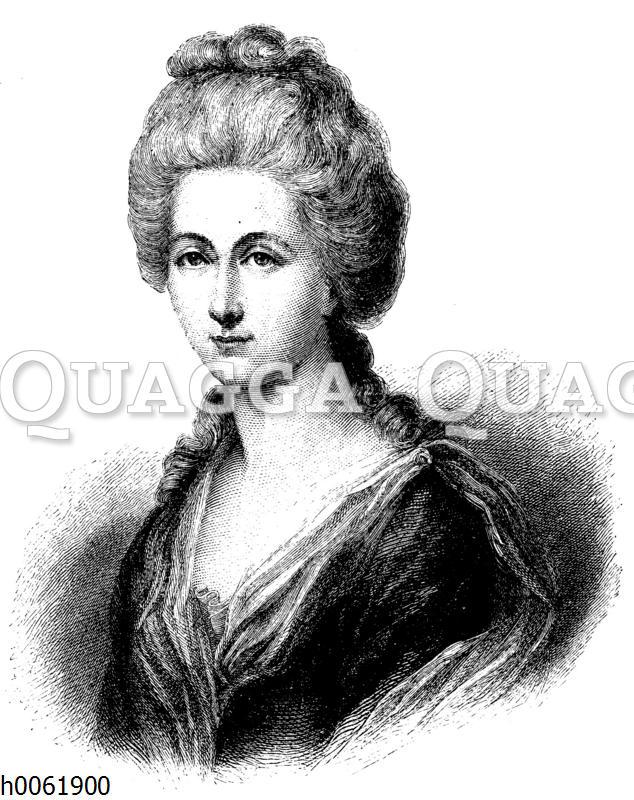 Charlotte Kestner (Werthers Lotte)