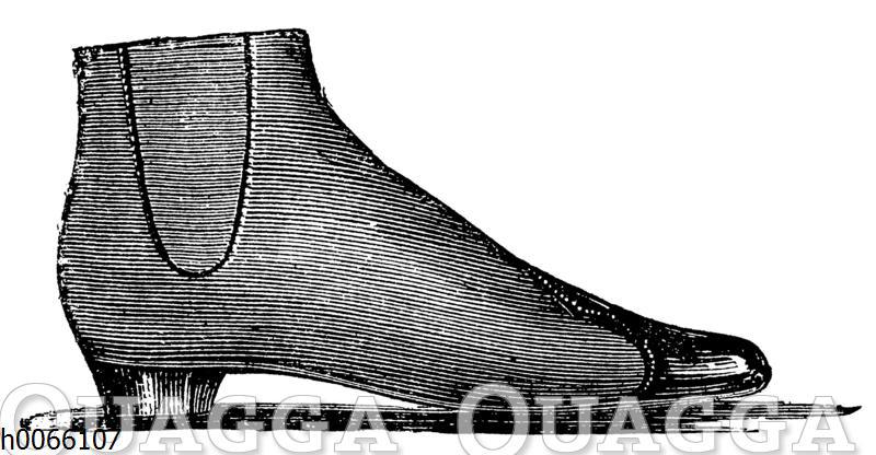 Damenschuh: Stiefelette