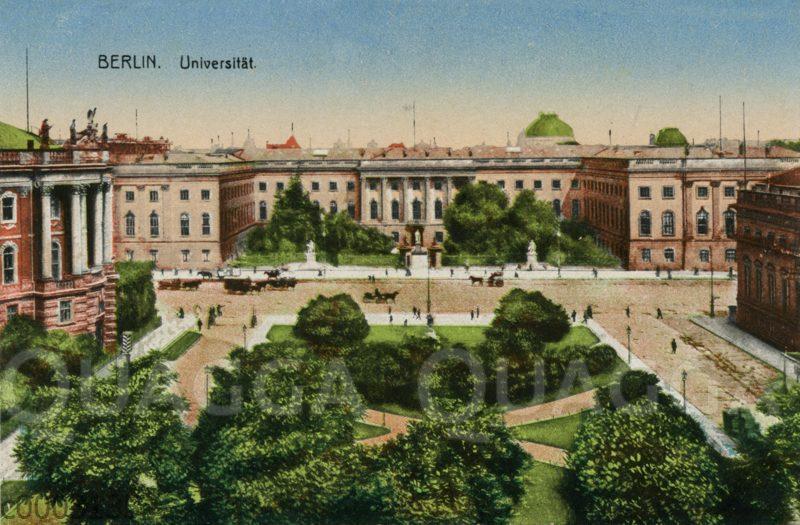 Berlin: Humboldt-Universität zu Berlin