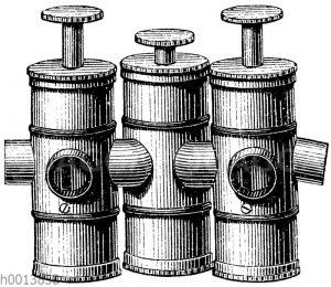 Pumpenventile (Ventilhorn)