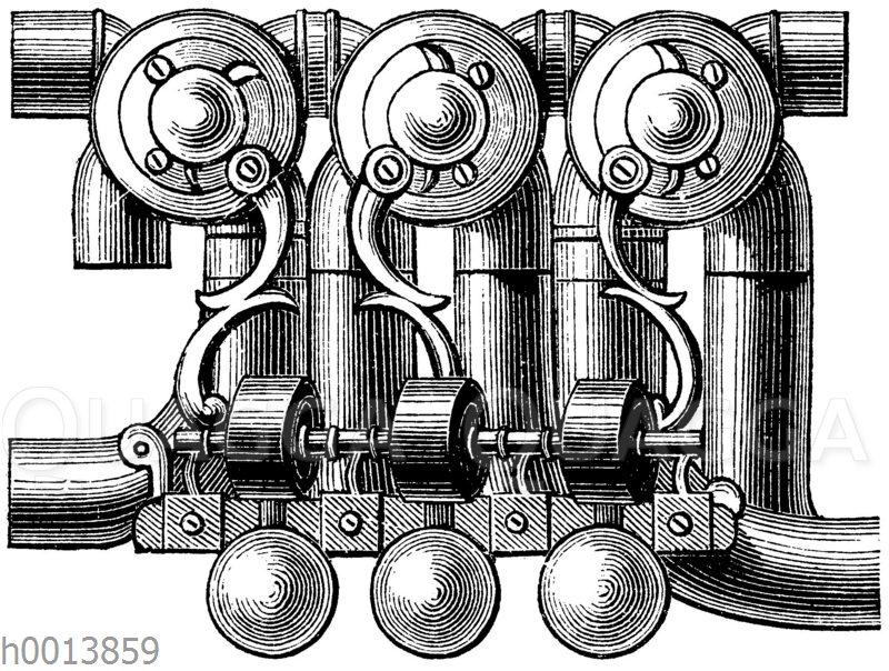 Cylinderventile (Ventilhorn)