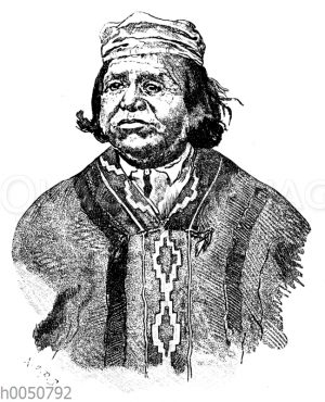 Araukanischer Arzt