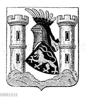 Wappen von Spremberg