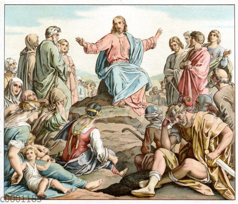 Jesu Bergpredigt