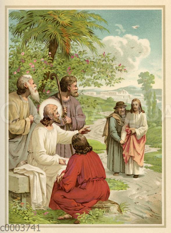 Die ersten Jünger Jesu