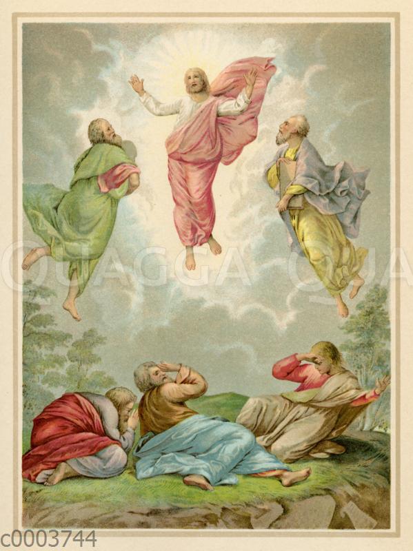 Die Verklärung Jesu